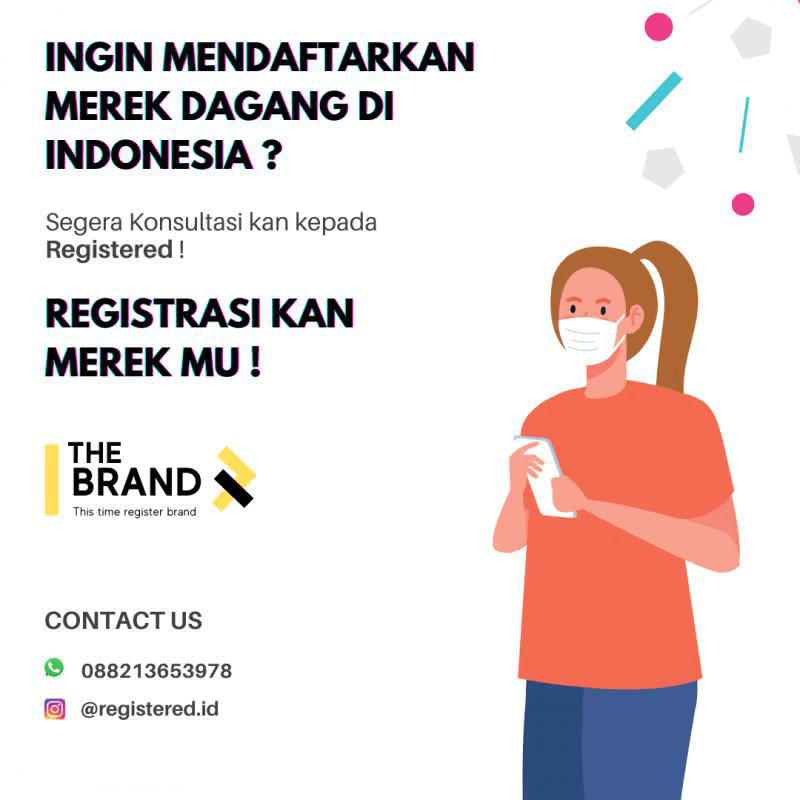 Registered Indonesia