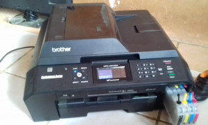 Sewa mesin printer all in one A3, garansi selama masa sewa