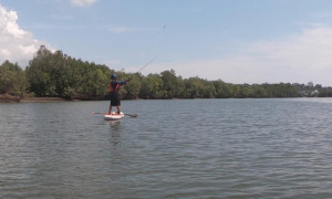 Stand Up Paddle Trip & Fishing Package