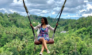 Private Bali Inclusive Tour: waterfall, Jungle swing, rice terrace, temple and more.