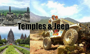 Temples & Jeep