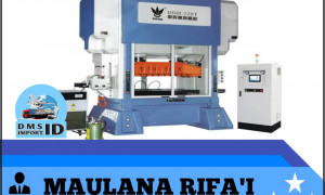 Jasa Import Mesin Stamping Press | 0813 8788 3390 | DMSIMPORT.ID