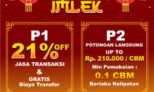 Spesial Angpao Imlek dari DucKing Delivery - Jasa Import Barang China - WA 0813 8662 7575