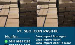 Jasa Import LCL | 081398881288