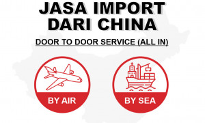 JASA IMPORT CHINA (ETH CARGO) | DOOR TO DOOR | BY SEA & BY AIR