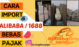 Jasa Import Barang China, Alibaba ke Indonesia