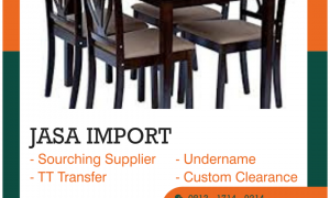 IMPORT JASA IMPORT FURNITURE | PARTNERIMPORT.COM